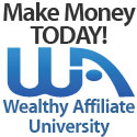 Wealthy Affiliate – Success!