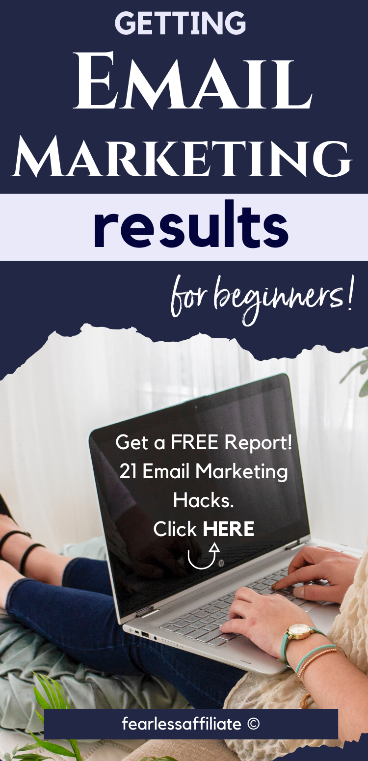 Getting Email Marketing Results for Beginners