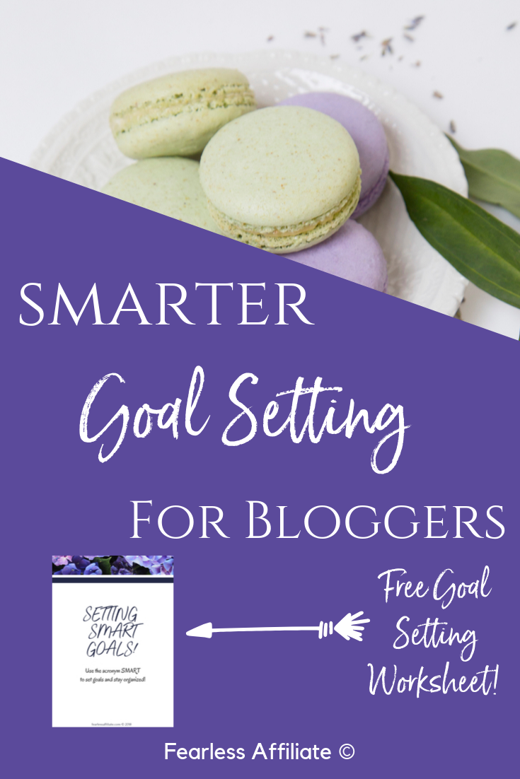 Smarter Goal Setting for Bloggers
