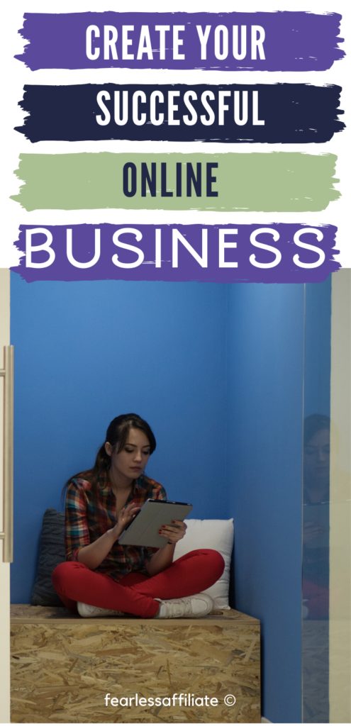Create your Successful Online Business