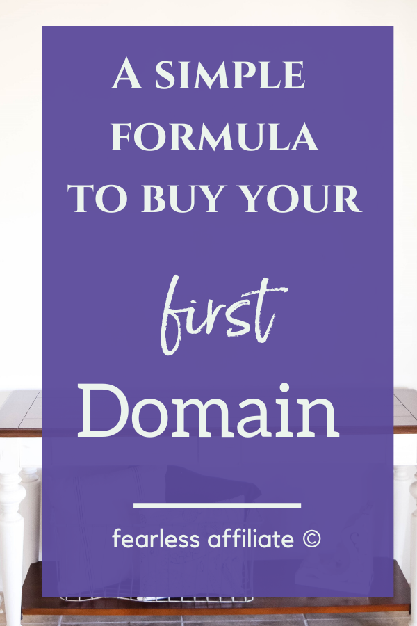 How To Buy A Domain