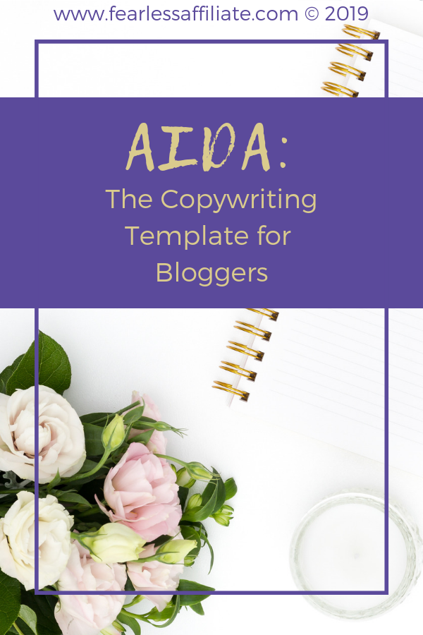 AIDA: The Copywriting Template for Bloggers