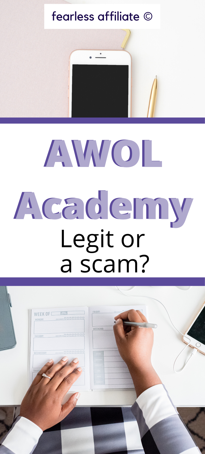 My Review of AWOL Academy