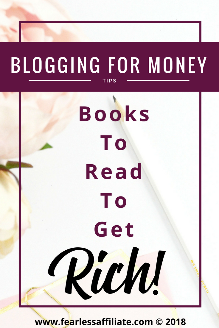 Books to read to get rich!