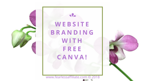 Simple Branding Tutorial using free Canva