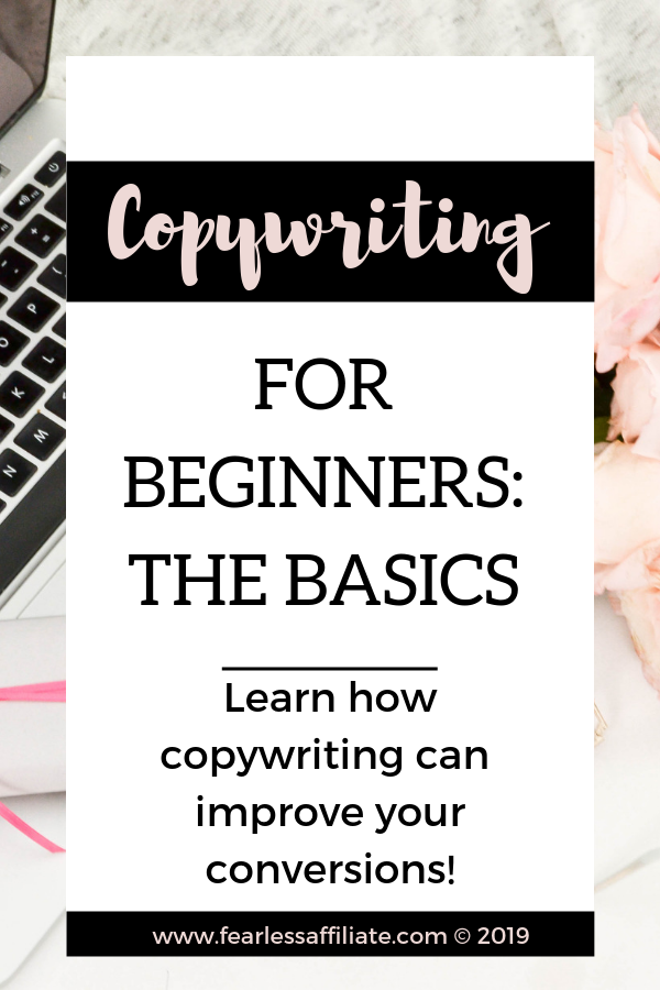 Copywriting for Beginners: The Basics
