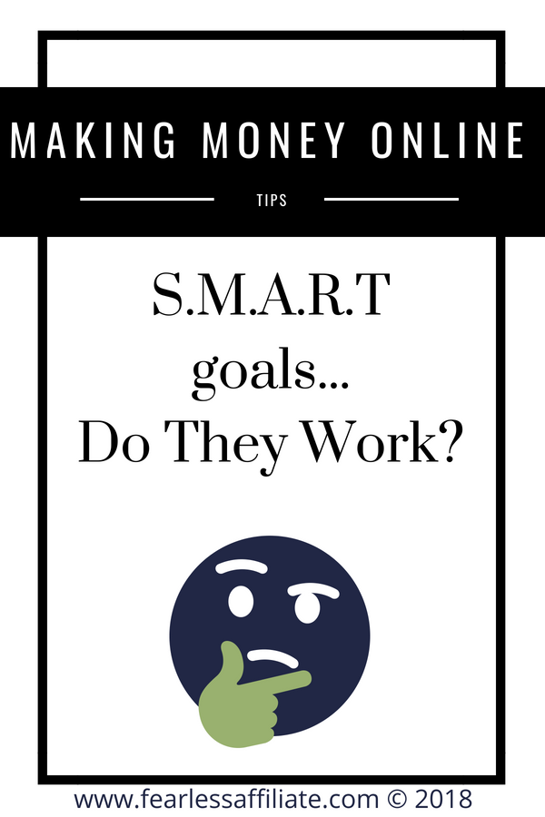 SMART goals...how to set them
