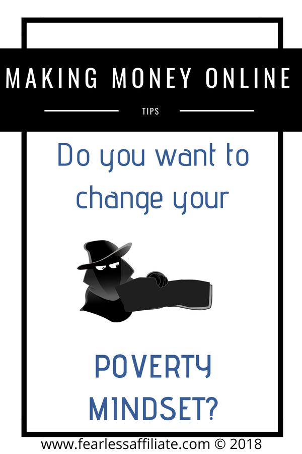Change your Poverty Mindset