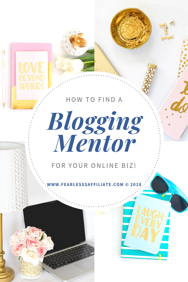How To Find A Blogging Mentor for your online biz