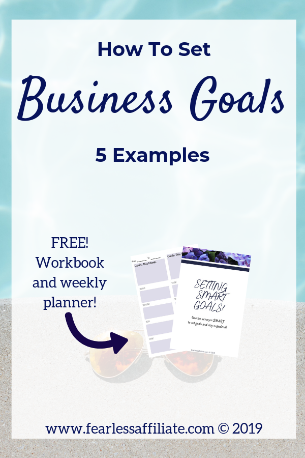 How To Set Business Goals: 5 Examples