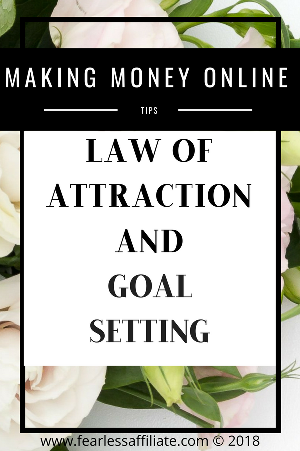LOA and goal setting