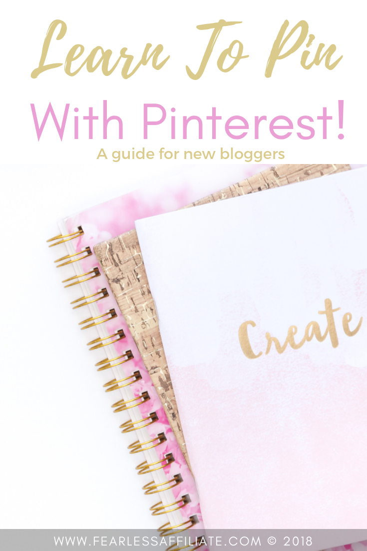 Learn to Pin with Pinterest!