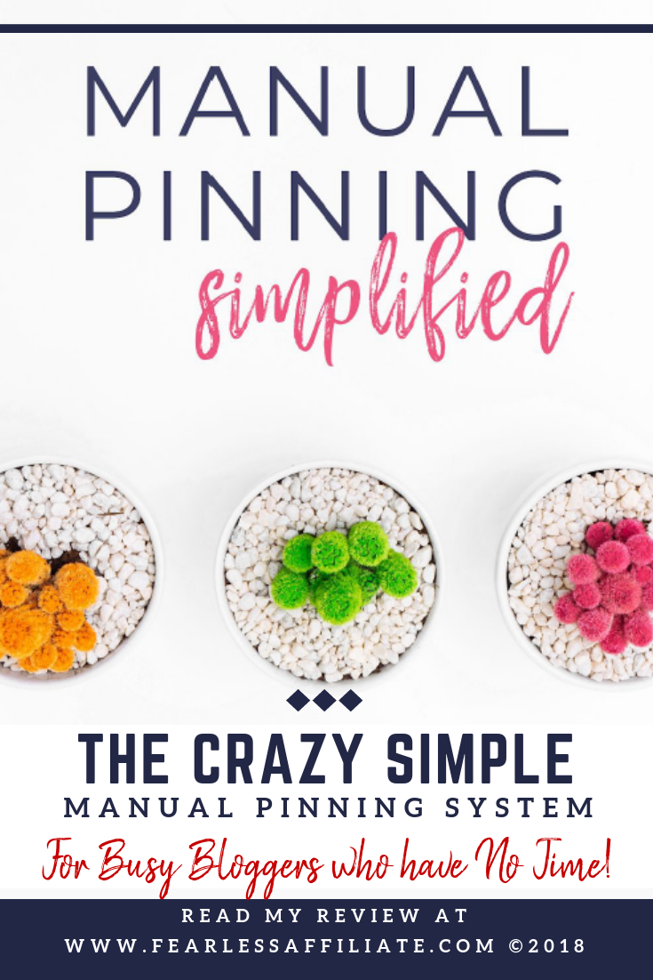 Manual Pinning Simplified review post