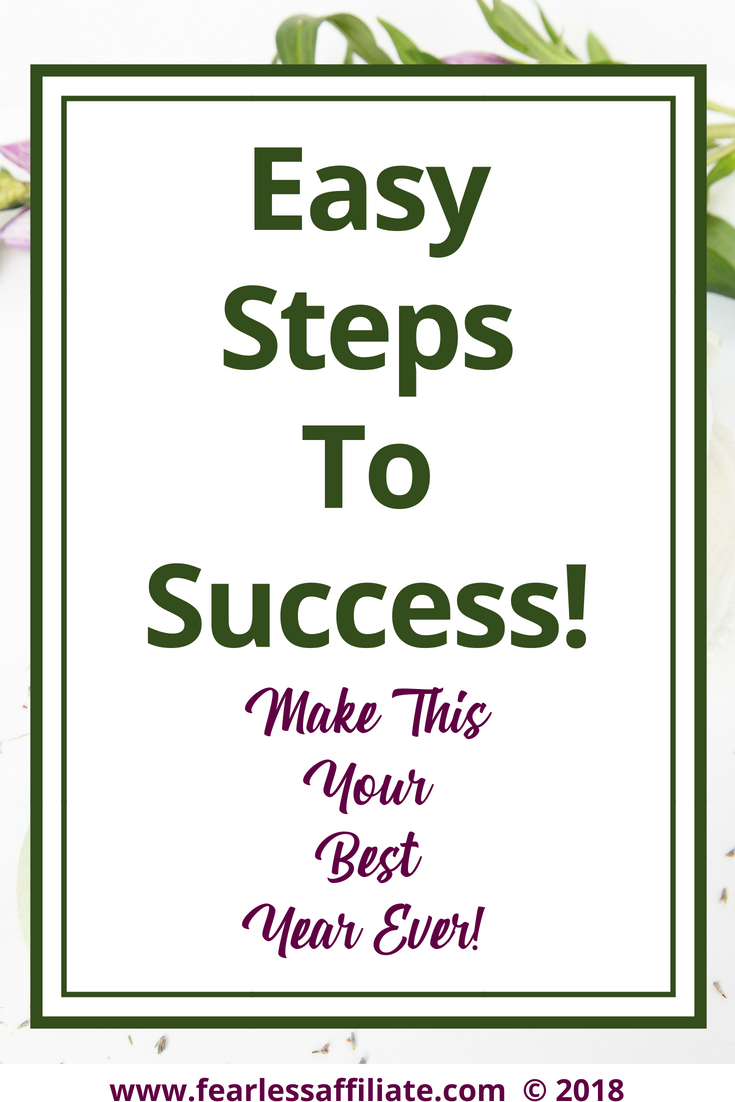 Easy Steps to Success
