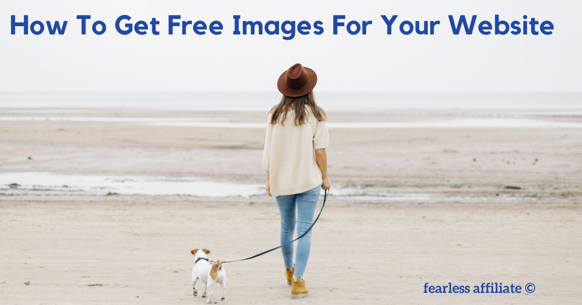 how to get free images