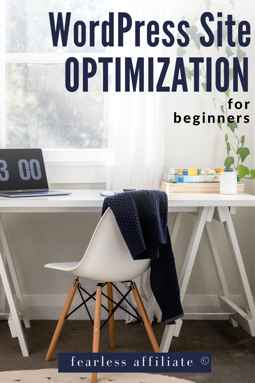 WordPress Site Optimization for Beginners