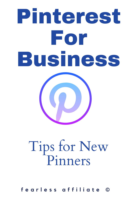 Pinterest For Business Tips