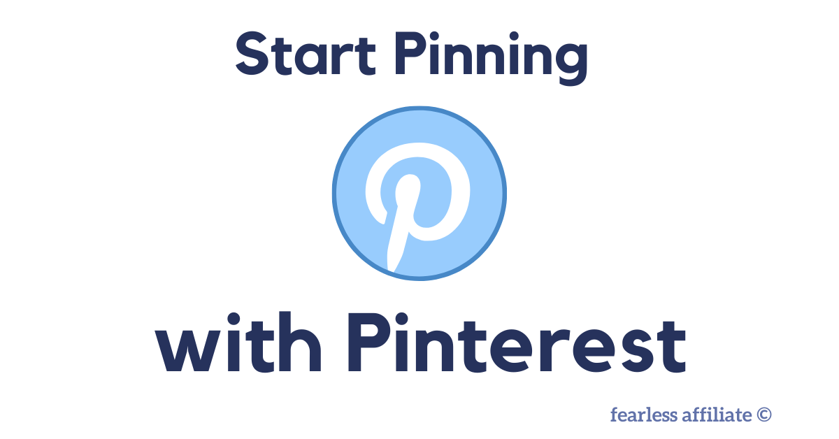 start pinning with Pinterest